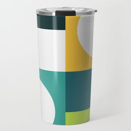 Modern Geometric 55 Travel Mug