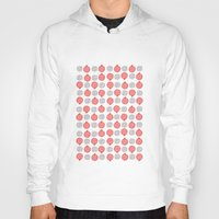 pomegranate Hoodies featuring Pomegranate by curious creatures