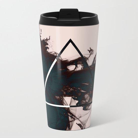 Pastel Smoke Metal Travel Mug