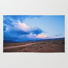 Desert Camp Sunset Rug