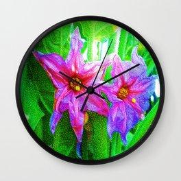 Hidden Gems Wall Clock