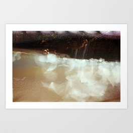 Dam Art Print
