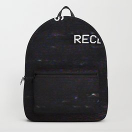 RECESSION Backpack