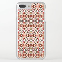 Sweetest Taboo Clear iPhone Case