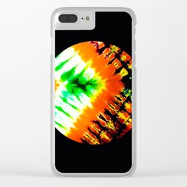 Tribal World Clear iPhone Case