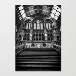 History Museum London Canvas Print