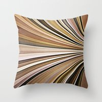 sand Throw Pillows featuring Sand by Losal Jsk