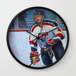 Alex Pelletier: Central Penn Panthers  Wall Clock
