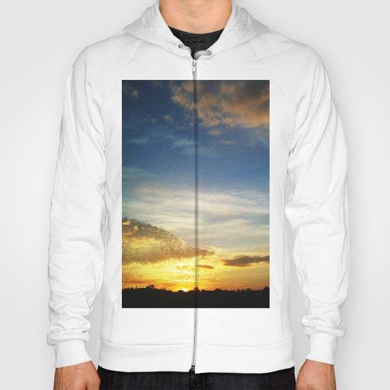 Feel the Sunset Hoody