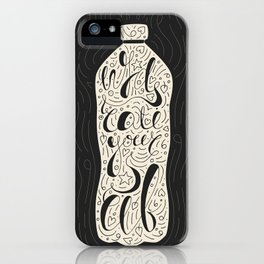Hydrate Yourself iPhone Case