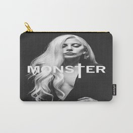 Lady Gaga's Portrait Monster Carry-All Pouch