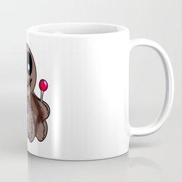 Womens Thinking About You | Voodoo Doll T-Shirt Coffee Mug