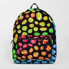 Gemstone Rainbow Backpack