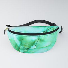 Green Goddess Energy Fanny Pack