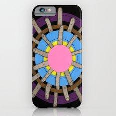 radial blame II iPhone 6s Slim Case