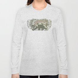 Fearless Creature: Saba Long Sleeve T-shirt