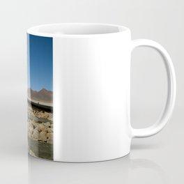 Long Line to Bolivia Coffee Mug