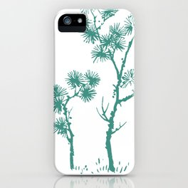 Japanese Tree iPhone Case