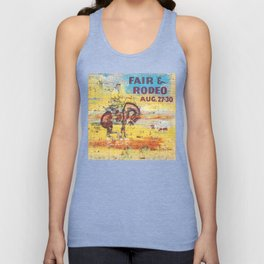 Fair & Rodeo Unisex Tank Top