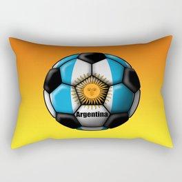 Argentina Ball Rectangular Pillow