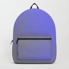 Periwinkle Gray Focal Point Backpack