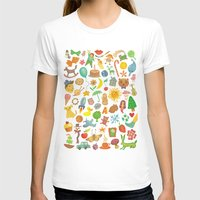 be happy T-shirts featuring Happy by Vlad Stankovic