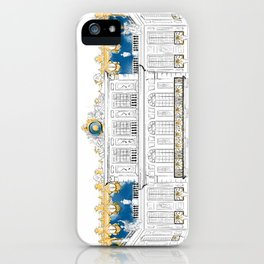The Sun Palace iPhone Case