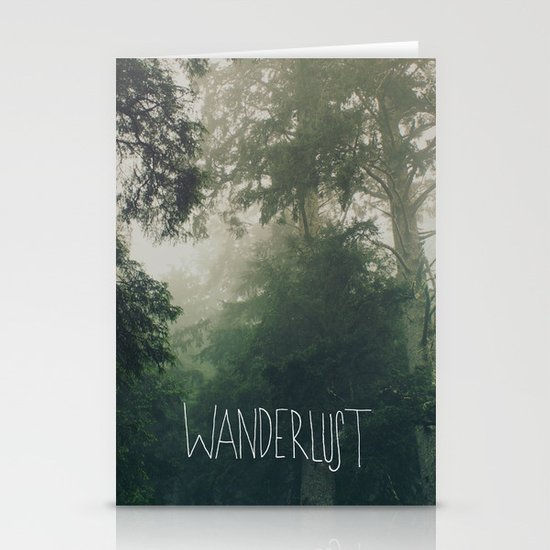 Wanderlust: Oswald West, Oregon Stationery Cards