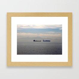 Thessaloniki I Framed Art Print