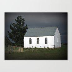 Old Church Canvas Print