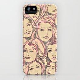 Women Power II iPhone Case