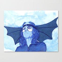 Peter Gabriel - Watcher Of The Skies Canvas Print