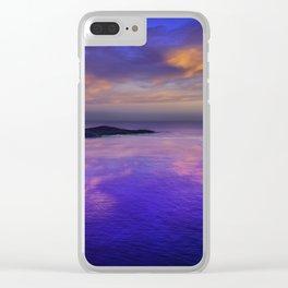 Shaol Bay Clear iPhone Case