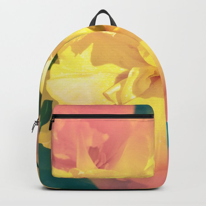 Electric Flower Backpack