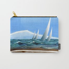 The Geology of Boating Carry-All Pouch