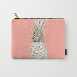 Gold Pineapple Carry-All Pouch
