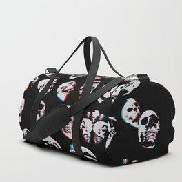 3D Skulls Duffle Bag