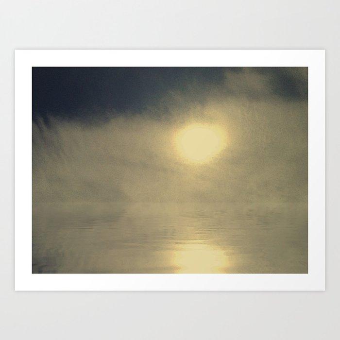 Sun & Sea #2 Art Print