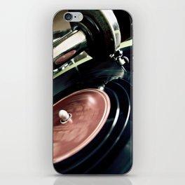 spin {mug 2 iPhone Skin