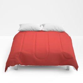 Christmas Red Comforters