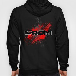 GROM, Red Hoody