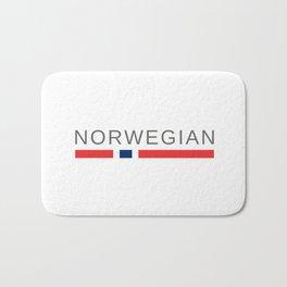 Norwegian Norway Bath Mat