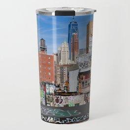 Lower East Side Travel Mug