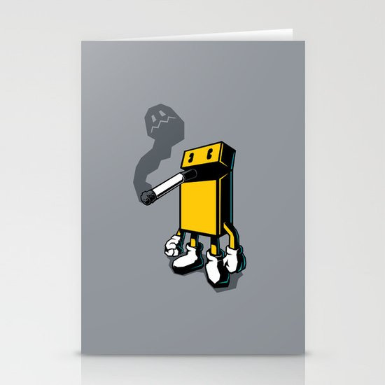PACKMAN Stationery Cards