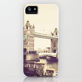 Tower Bridge, London iPhone Case