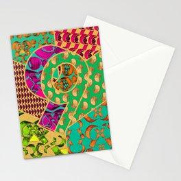 Tile 9 Stationery Cards