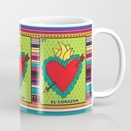 El Corazon Coffee Mug