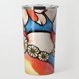 Dawn Belly Dancer Travel Mug