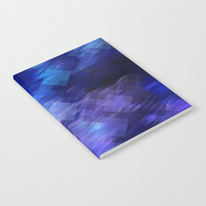 Anemone Wave Pixel Notebook