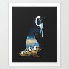 Dream High Art Print